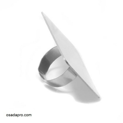 Металлический планшет-кольцо для ресниц