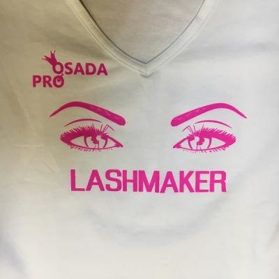 Футболка Lashmaker
