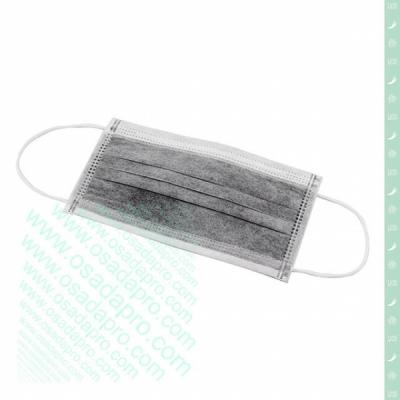 Маска с угольным фильтром
