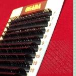 Ресницы «THE ONE MIX tone Red», изгиб: D